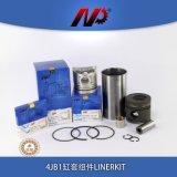 La maquinaria de construcción para el Kit de revestimiento de piezas de repuesto del motor Isuzu 4JB1