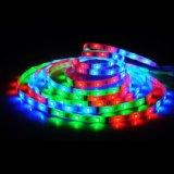 RGB het Uitzenden Kleur 72LEDs per Meter maakt het LEIDENE Licht van de Strook waterdicht