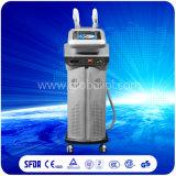 Salão de beleza quente máquina usada do laser do ND YAG do IPL RF Elight com preço do competidor