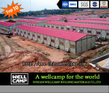 Bewegliches niedrige Kosten-Arbeitslager in Indonesien