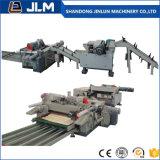 Linha de produção da máquina/madeira compensada do Woodworking para o Poplar