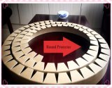 Flexo de Protector de papel automática Máquina de troquelado/Die Cutter