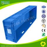 Caja Facturación Logística de plástico con sello de oro