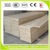 Cantidad y calidad garantizada de cola de trabajo de madera