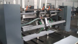 Alta velocidad de impresión flexográfica y el adhesivo de unión Diario de Línea de Producción