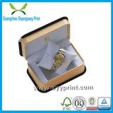Vakje het Van uitstekende kwaliteit van het Horloge van het Document van de douane met het Af:drukken van het Embleem