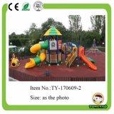 Speelplaats van het Speelgoed van jonge geitjes de Openlucht/OpenluchtSpelen voor Jonge geitjes