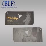 9X5.4cm Cmyk Arte impreso el papel de la tarjeta de negocios