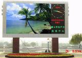 Im Freien farbenreiche bekanntmachende videobildschirmanzeige LED-P10