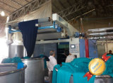 Ballon-Auffüllen-Textilraffineur