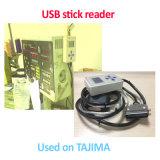 Linker van de Stok USB die op de Machine van het Borduurwerk wordt gebruikt Tajima