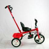 工場直売はプラスチック三輪車のバイクのよい三輪車の部品をからかう