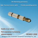 工場サービスSUS316精密機械化の回転製粉CNCの予備品