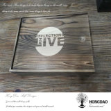 Hongdao Promotion Custom Vintage Wooden Gift Box_D