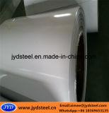 Белая катушка PPGI стальная с пленкой для холодильников