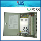 12V 30A 18CH 360W Switching Power Supply Box per LED/CCTV Camera