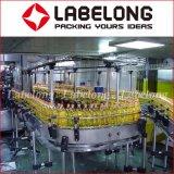 5L automatique prix d'usine bouteille Pet plafonnement de la machine de remplissage d'huile