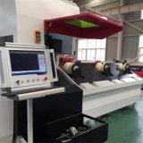 Máquina cortando giratória para a estaca 700-2000W da câmara de ar