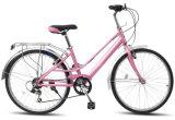 26-дюймовый стальной леди города велосипед Sh-By016