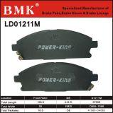 Adanced 질 브레이크 패드 (D1211M)