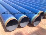 Linha Pipe 3lpp Coating, DIN30670 Pipeline, API 5L Psl1 Steel Pipe
