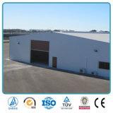 La Chine fournisseur hangar de la structure en acier galvanisé