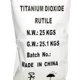 코팅을%s 백색 분말 이산화티탄 금홍석 TiO2