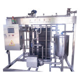 Semi-automatique de type électrique 500L/H Pasteuriser Flash