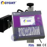 Logotipo Cycjet 71mm Carton Máquina para impressão do logótipo do cartão da Caixa