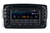 Видеоий автомобиля Carplay для навигатора Android 7.1-2+16g Benz Clk-C209 GPS