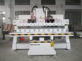 4 CNC van de Aaneenschakeling van de as de Roterende Router van de Werken