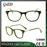 Frame van de Glazen van het Oogglas van Eyewear van de Acetaat van de manier het In het groot Optische