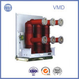 7.2 quilovolts 630A Vmd Withdrawable trifásico Vcb