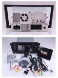 Hualingan車のBMW 3 E90 E92 E93の人間の特徴をもつラジオGPSプレーヤー