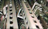 Linea di produzione di taglio di perforazione d'acciaio della marcatura di angolo
