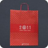 Хозяйственная сумка цветастого подарка бумаги Kraft выдвиженческая