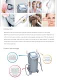 Dos manetas IPL Shr/Shr optan máquina del retiro del pelo con aprobado por la FDA