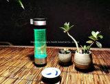 Botella de agua del hidrógeno con las mini placas Titanium estupendas y la batería recargable incorporada