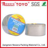 Individule embaló la cinta adhesiva de acrílico del embalaje de BOPP