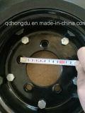 4.00-8 rotella di gomma solida di alto caricamento per il rimorchio
