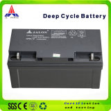 12V65Ah batería de plomo ácido de ciclo profundo