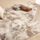 Maschinell hergestellter Polyester-Abstraktions-Wilton-Teppich, Bereichs-Wolldecken