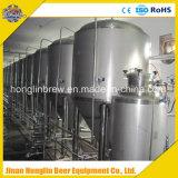 Heizungs-Brauerei-Bierbrauen-Geräten-Brauerei-Gerät des Dampf-10bbl