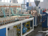 PVC Profile Making Machine/PVC Profile Production Line per il PVC Window e Door