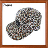 Novo design do painel 5 Personalizados Snapback Hat