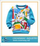 De Sweater van de Jongen van de Slijtage van de in het groot Kinderen van de Douane met binnen Geborsteld