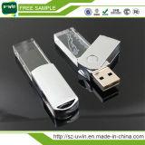 Nuovo azionamento dell'istantaneo del USB del cristallo LED con il disegno libero di marchio