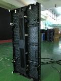 Pantalla de visualización de fundición a presión a troquel a todo color de alquiler al aire libre de LED P3.91 para la etapa