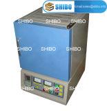 1400 Sicの発熱体によって熱される電気ボックスマッフル炉
