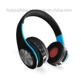 Écouteur de vente chaud de Bluetooth avec FM et écart-type micro de support